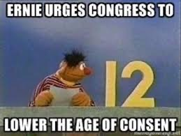 Who watched Sesame Streets as a kid? - meme