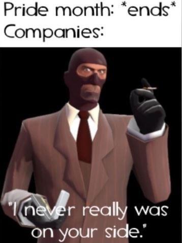 Probably true - meme