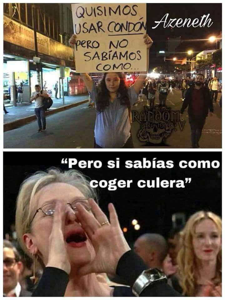 Culera - meme