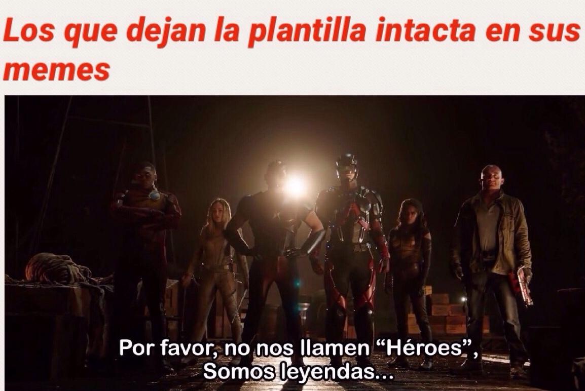 plantilla intacta - meme