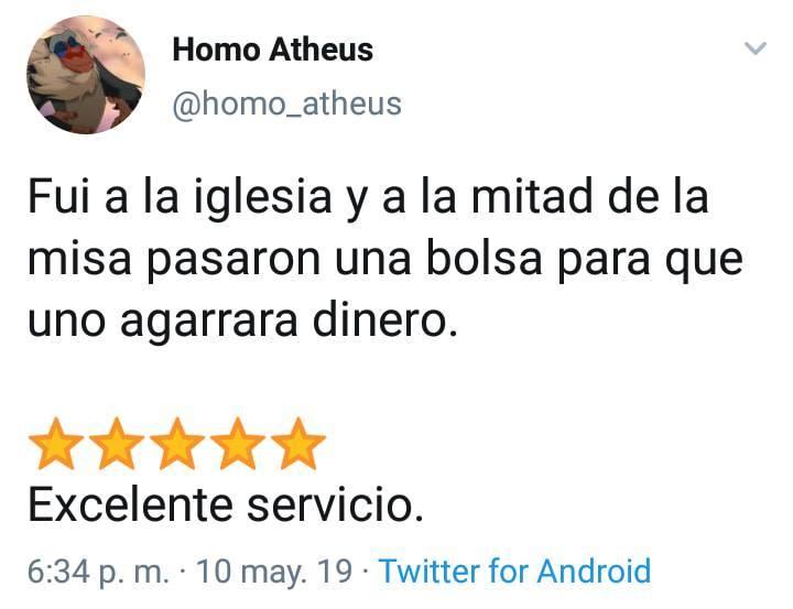 Excelente Servicio - meme