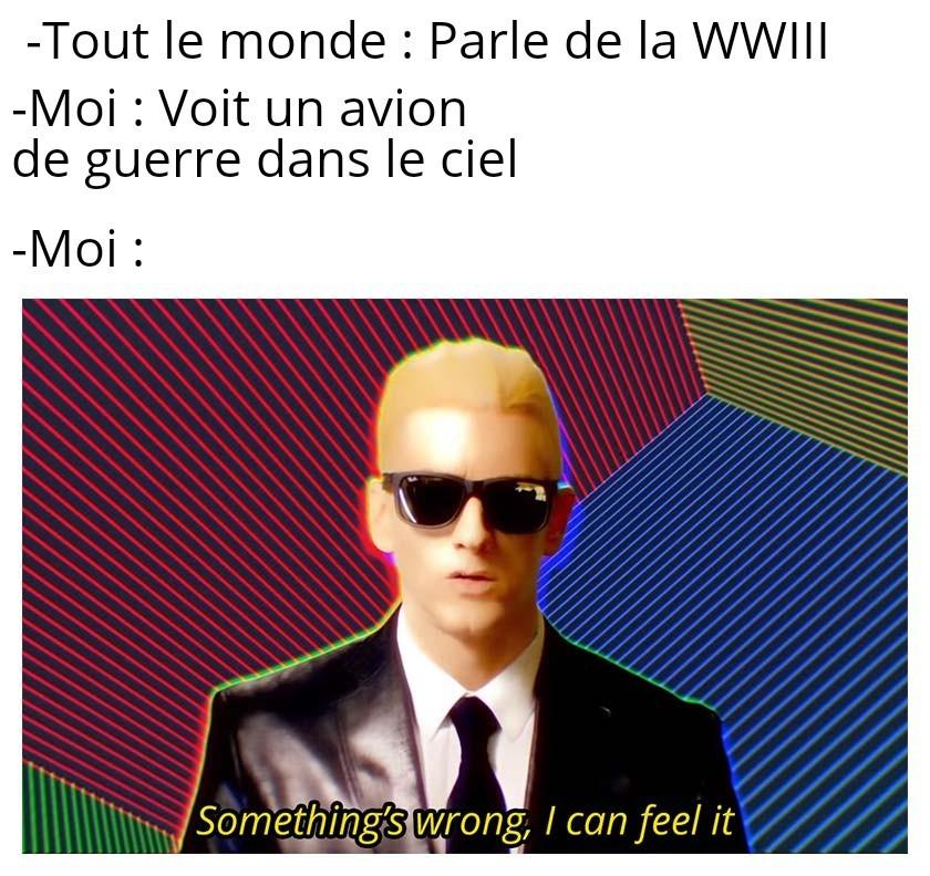 Fichu Trump - meme