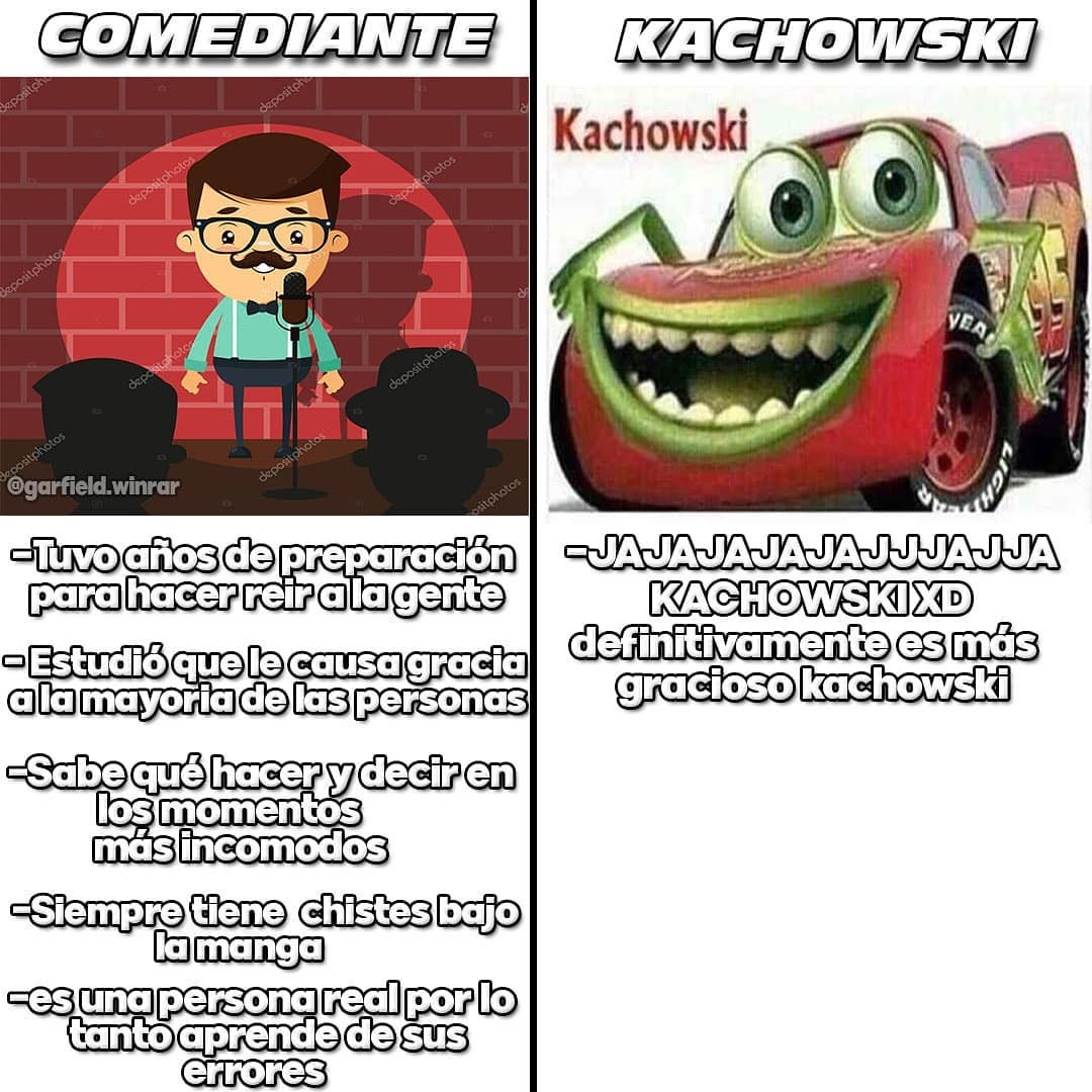 Kachowski - meme