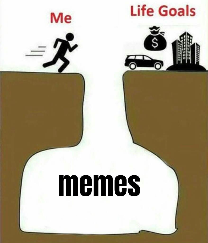 Plantilla nunca antes usada - meme