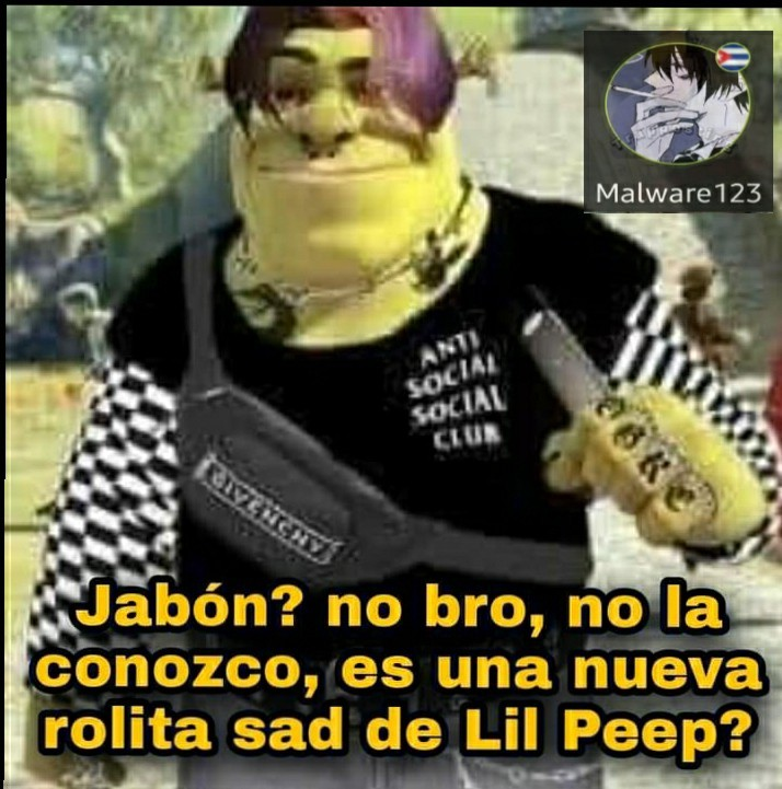 Pequeño Pepe jsjs - meme