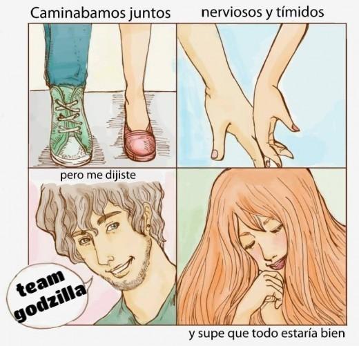 #teamgodzilla - meme