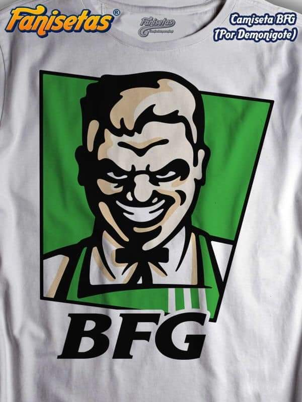 BFG - meme