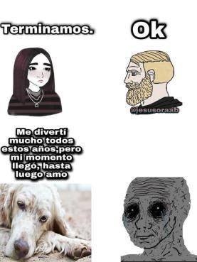 C H A L E - meme