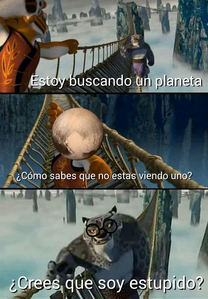 Ste Plutón - meme