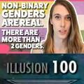 """""""Not having a gender is still having a gender"""""""