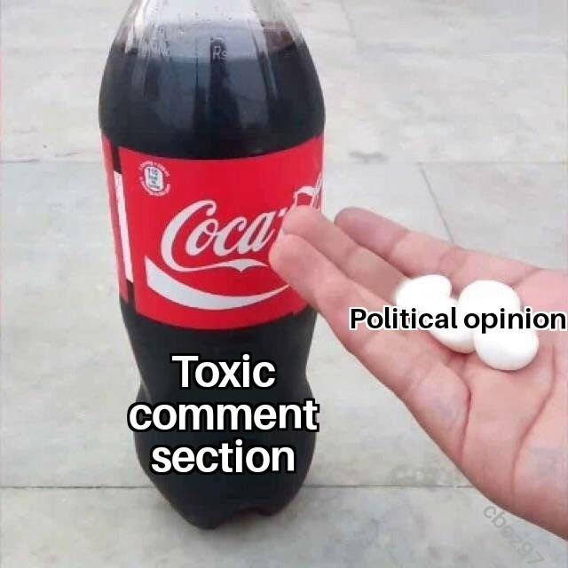 Pretty much anywhere online... - meme