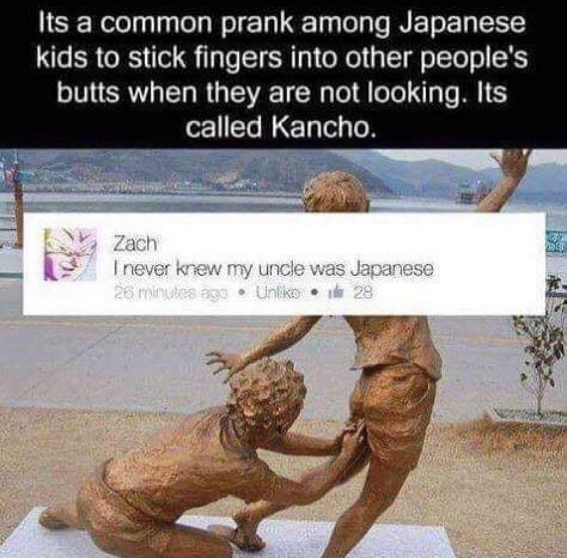 Japs are.... unique - meme