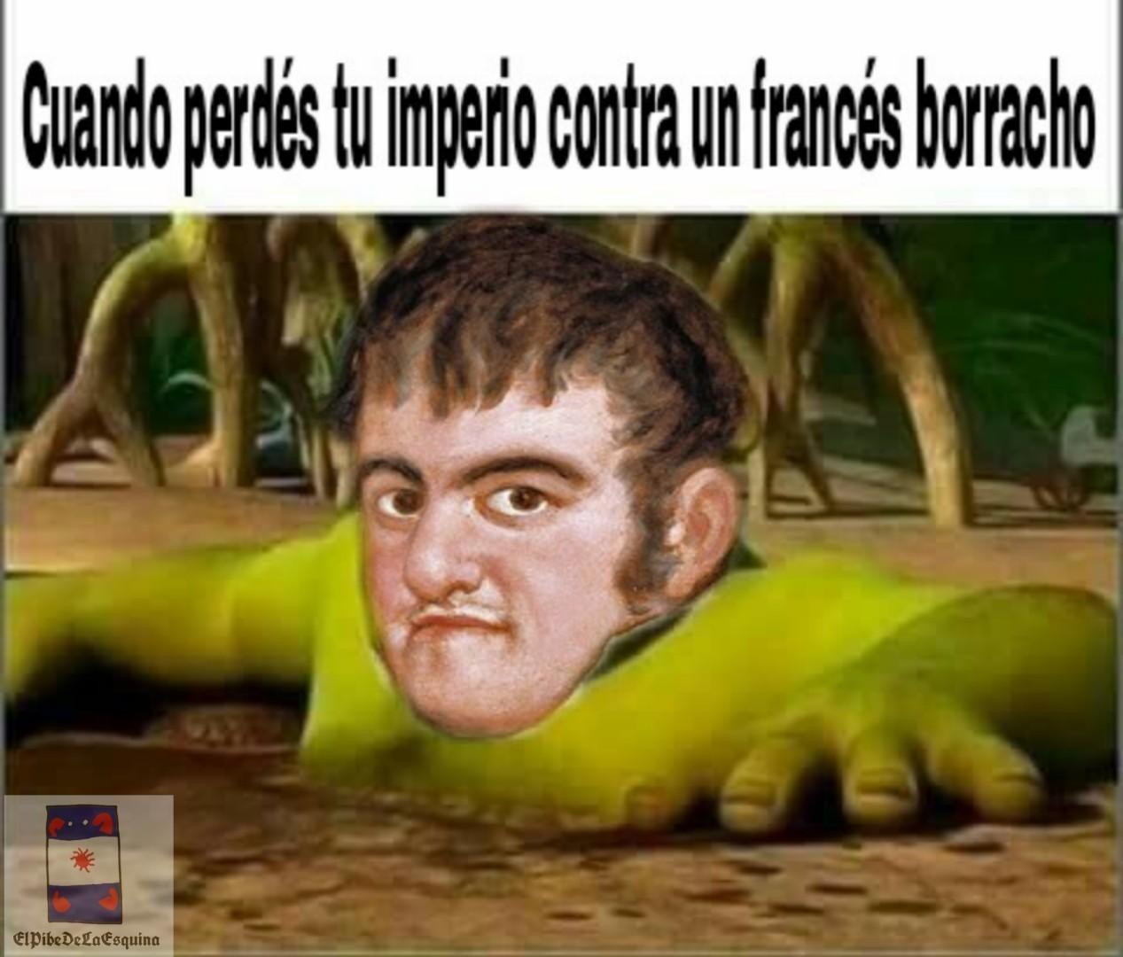 Imperio español - meme