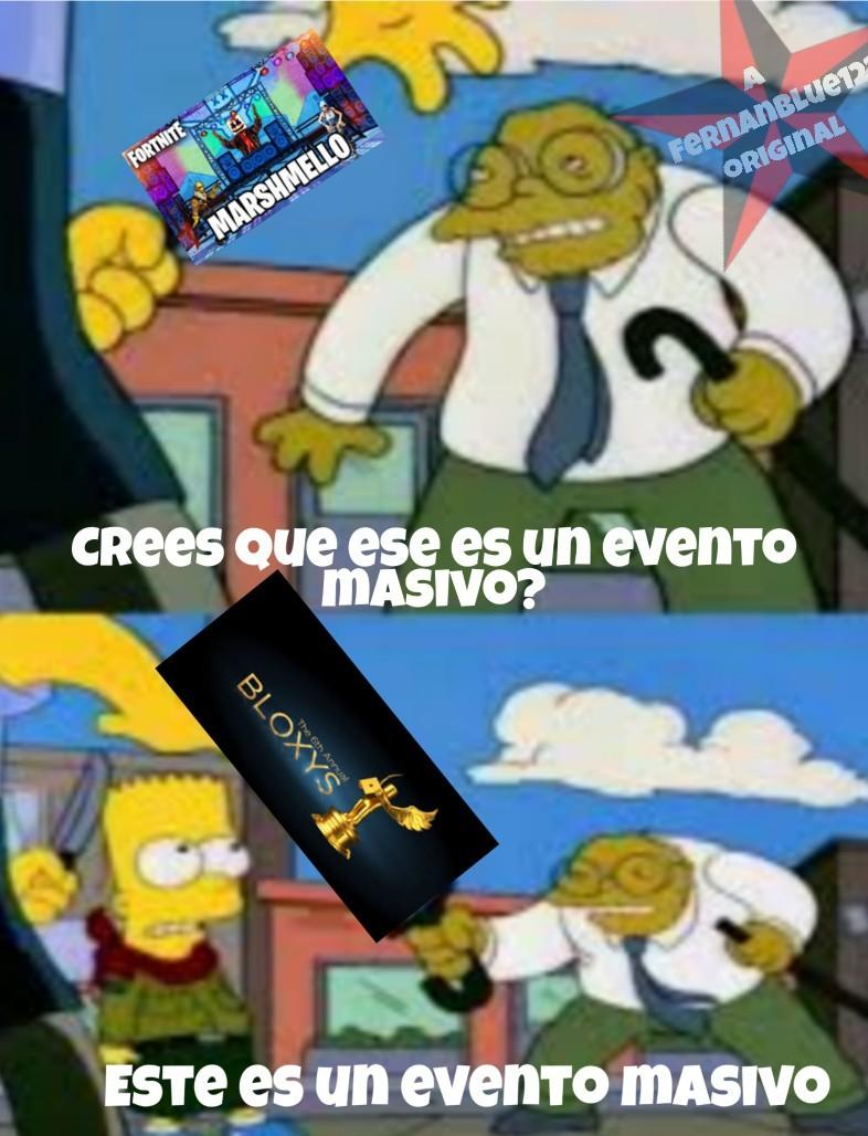 Bloxys - meme