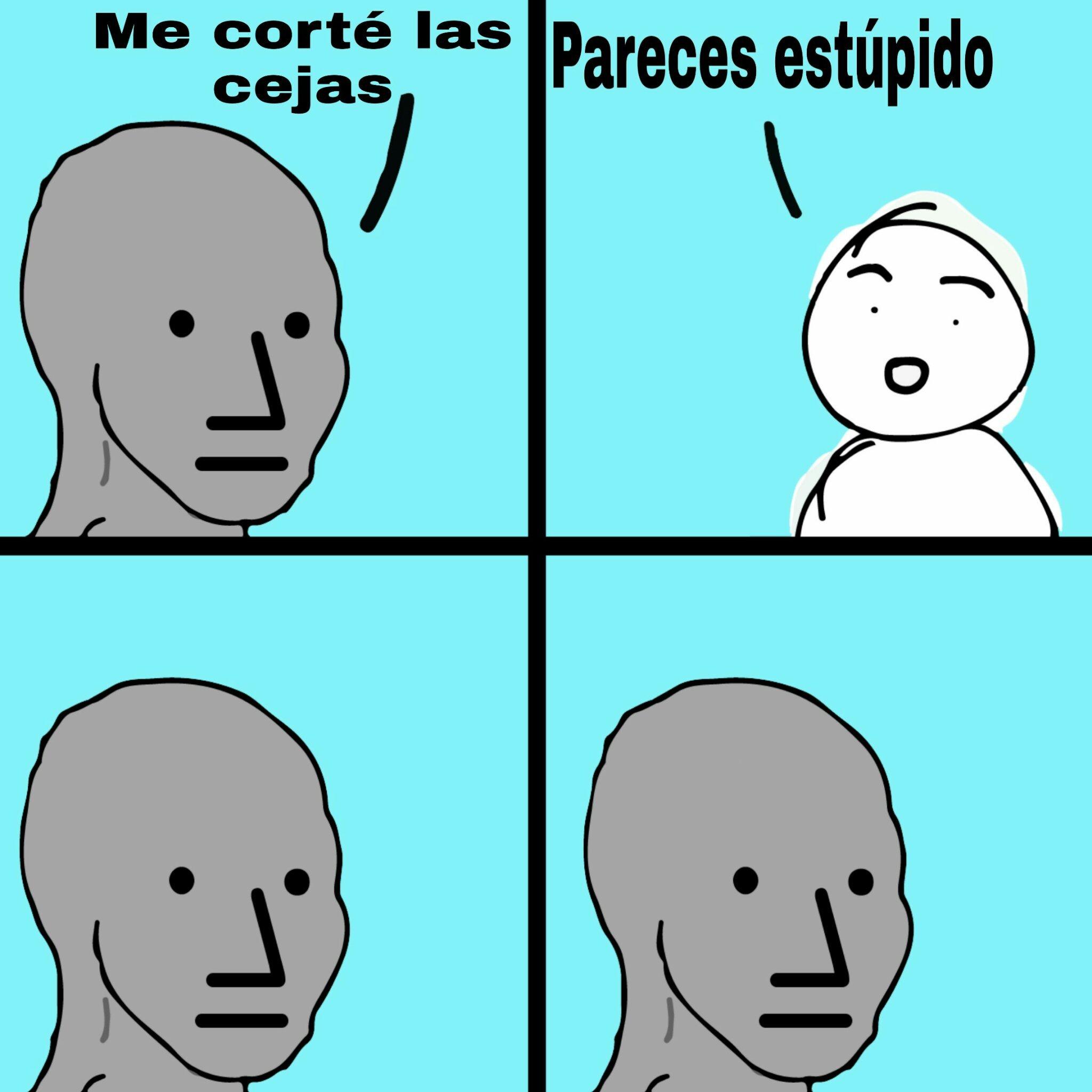 La wea mala (robado y traducido de r/bonehurtingjuice) - meme