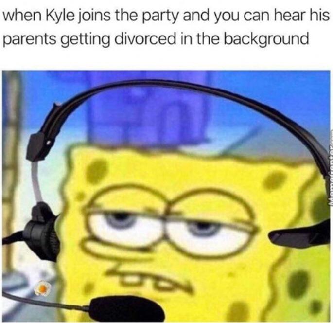 Kyle - meme