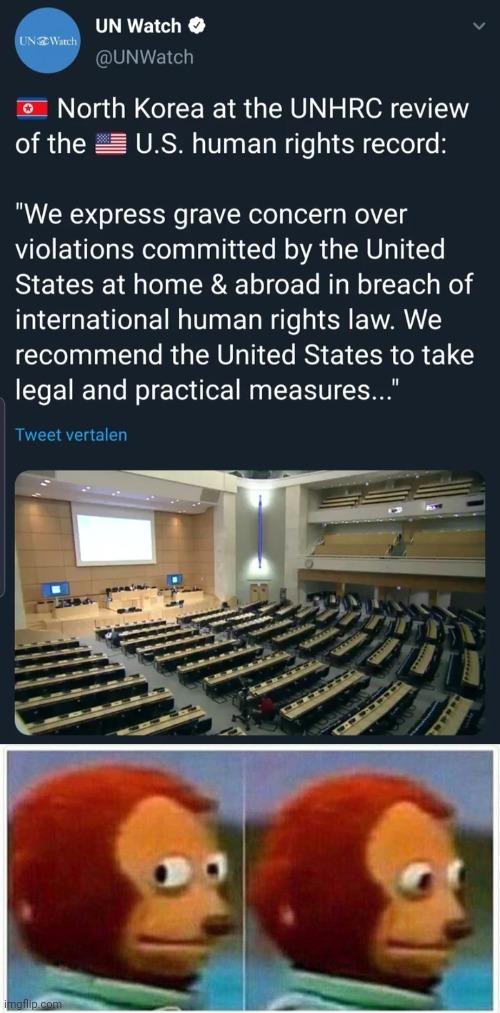 This is satire right U.N ? - meme
