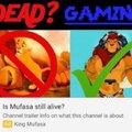 Mufasa Gaming