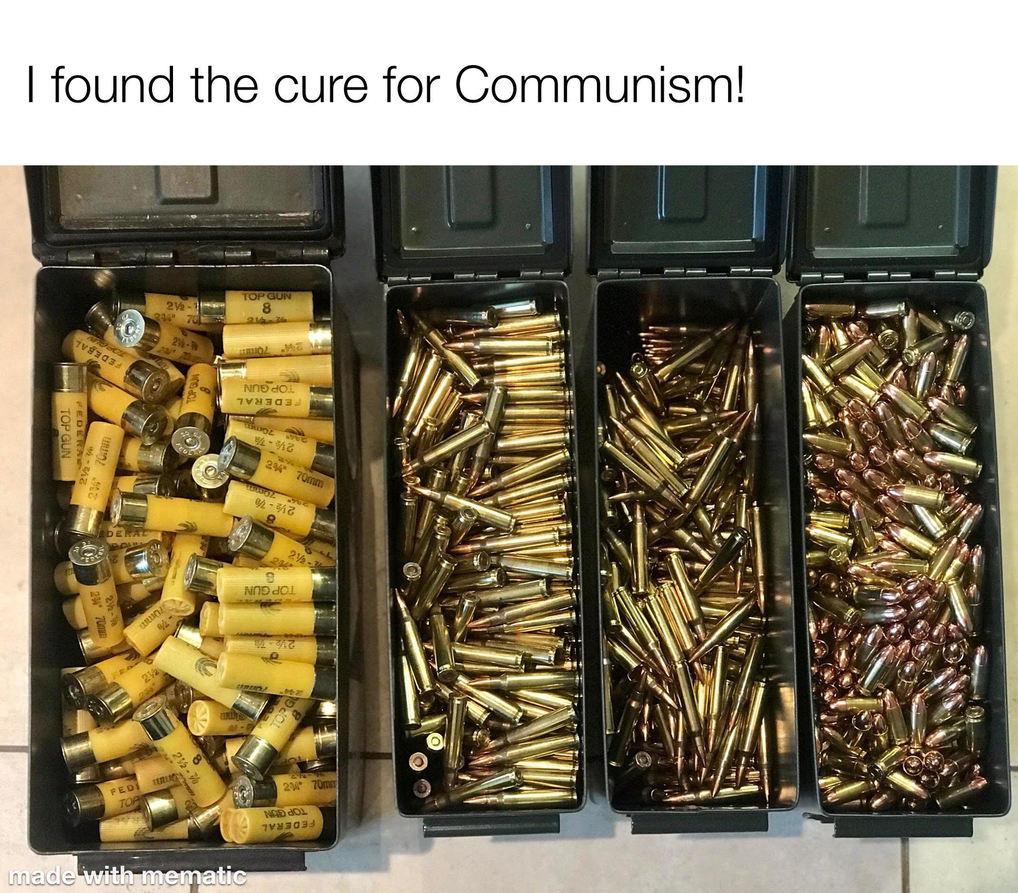 shells 556 and 45 - meme