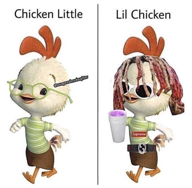 Lil título - meme