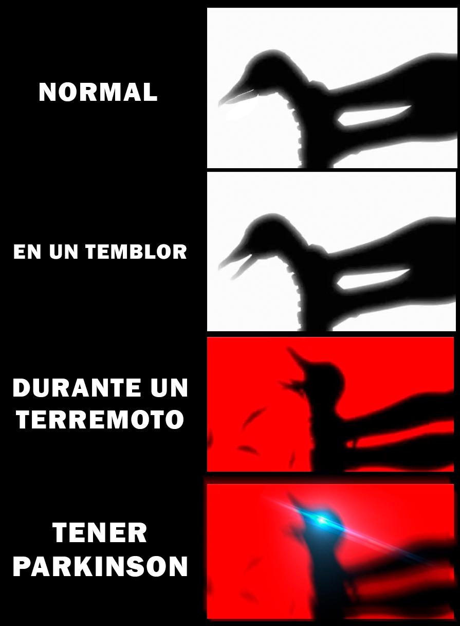 Parkinson - meme