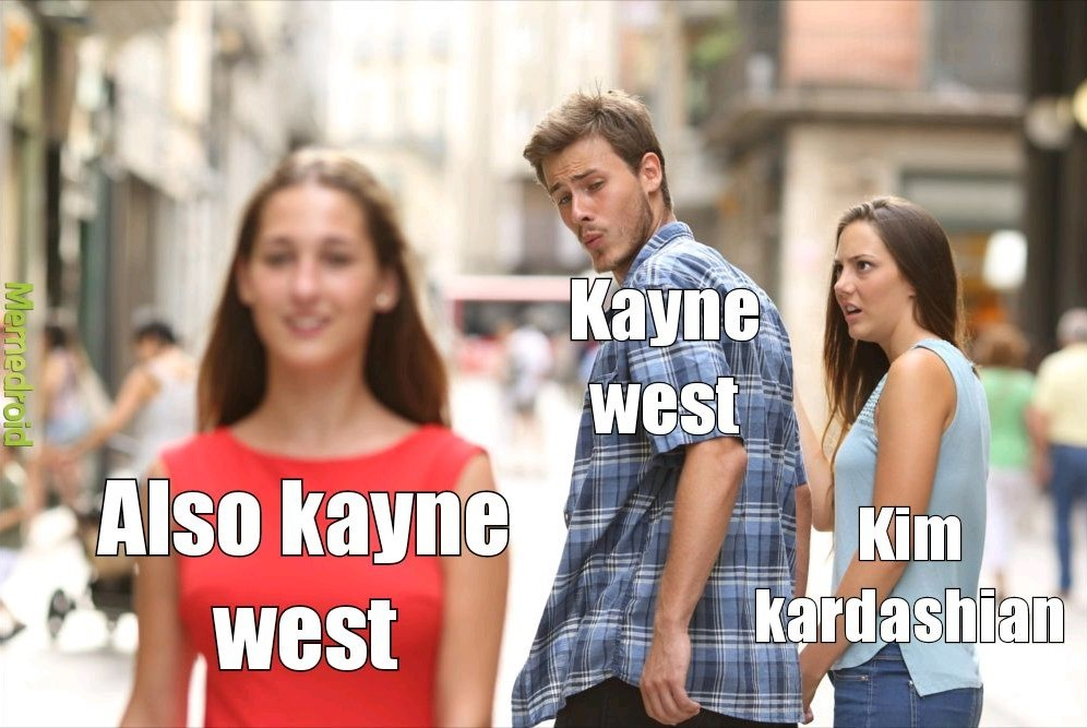 Yeezus - meme