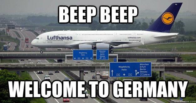 Autobahns - meme
