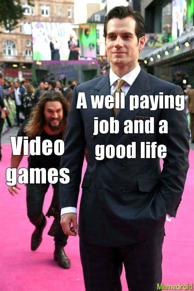 How it be - meme
