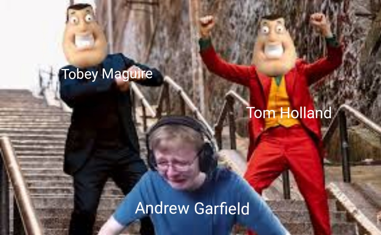 La trilogia - meme