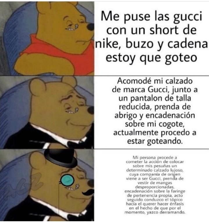 Gucci - meme
