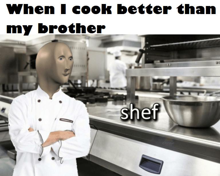 SHEFFFF - meme