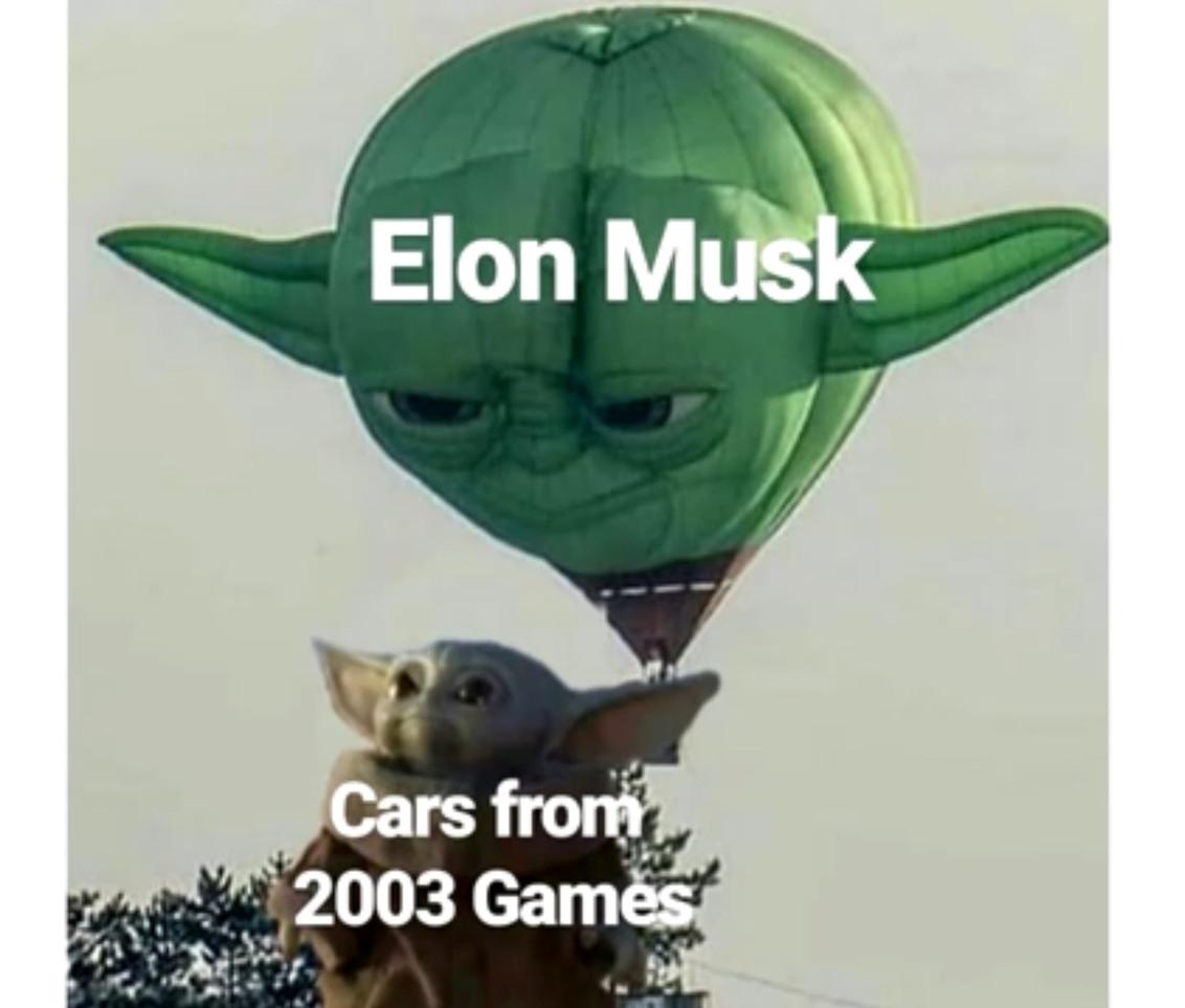 Elon yoda - meme
