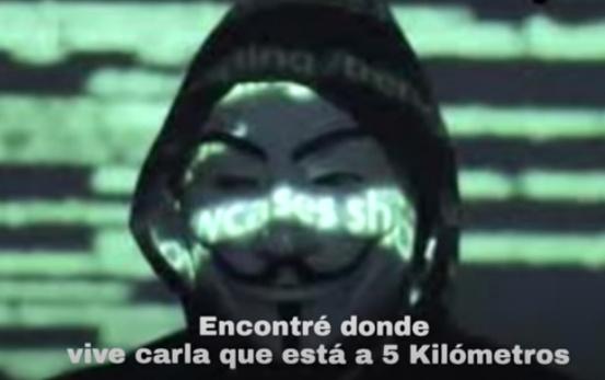 anonymus caliente - meme