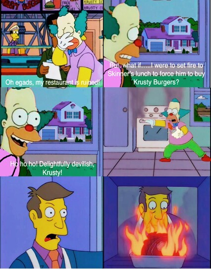 Hamburguejas al vapor - meme