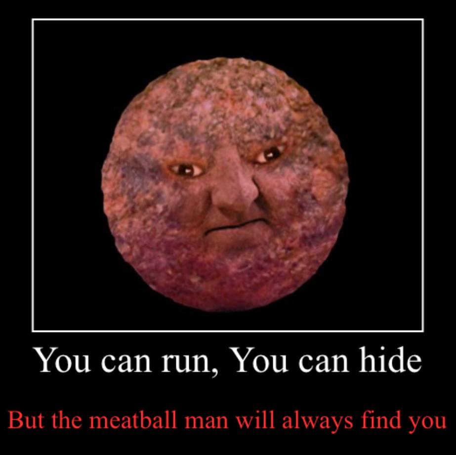 Run..... - meme