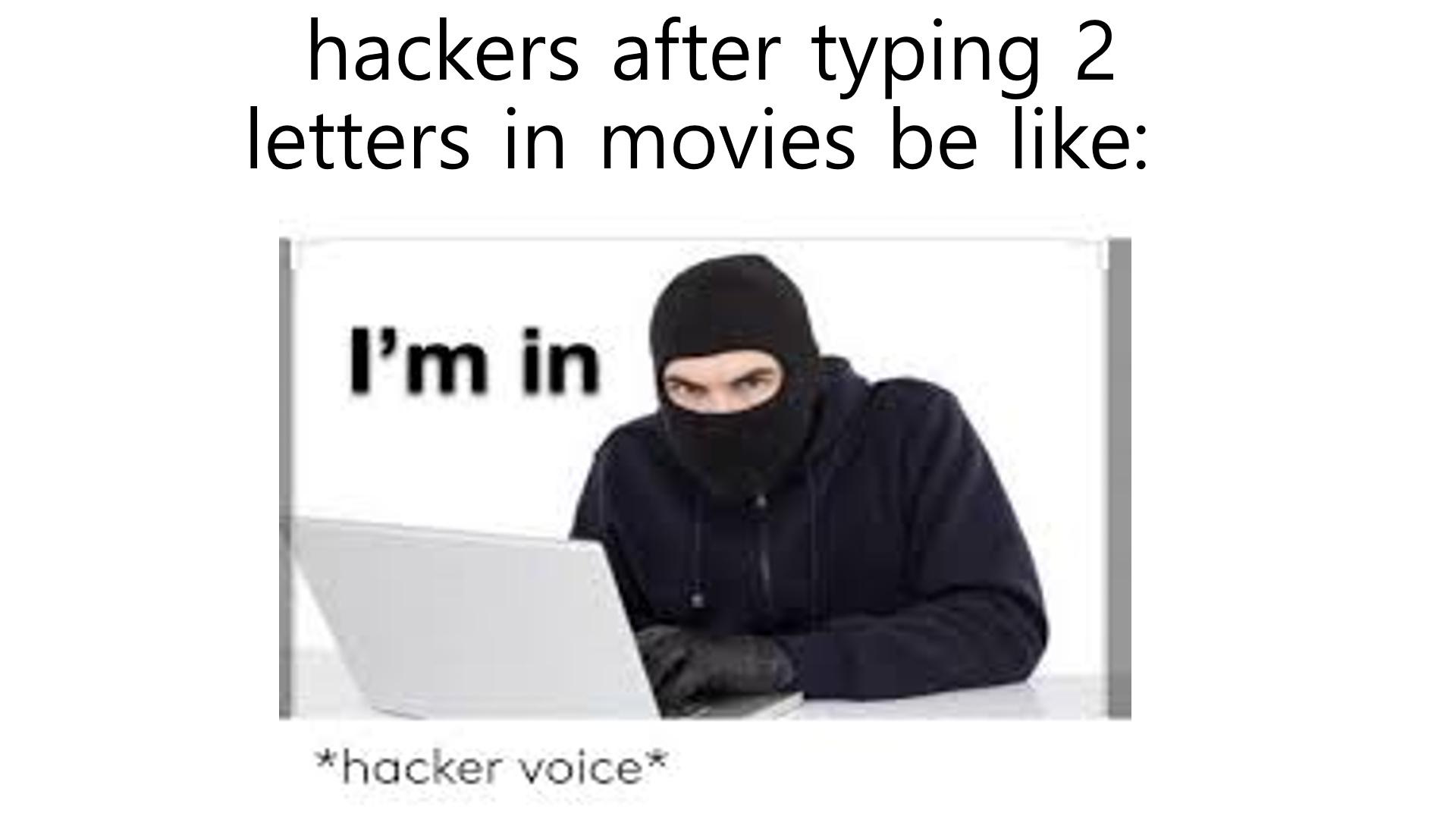 hack - meme