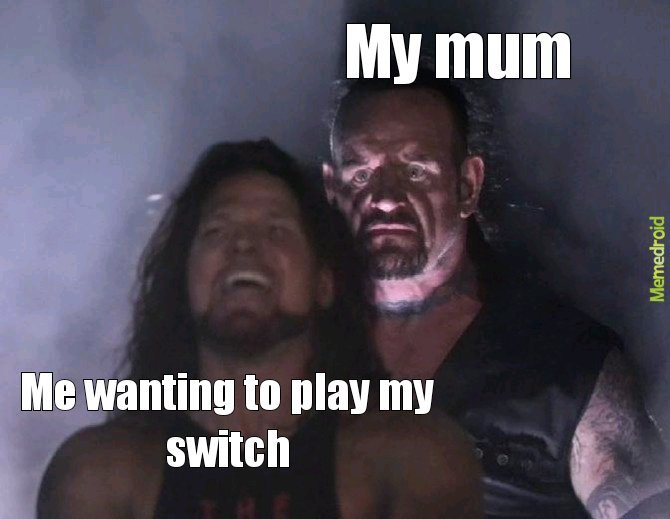 Oh noes - meme