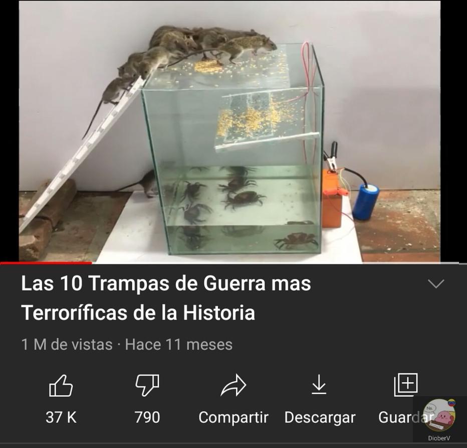No man con cangrejos y todo - meme
