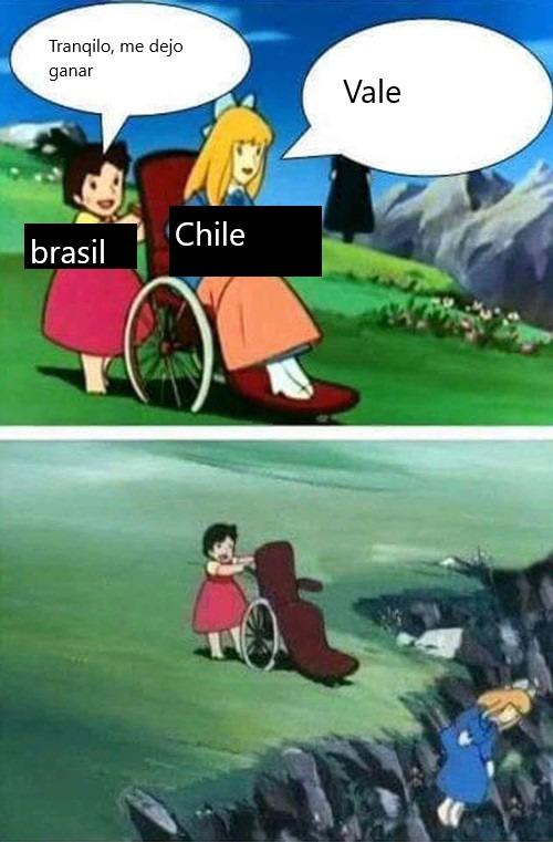 Brasil 2018 eliminatorias - meme