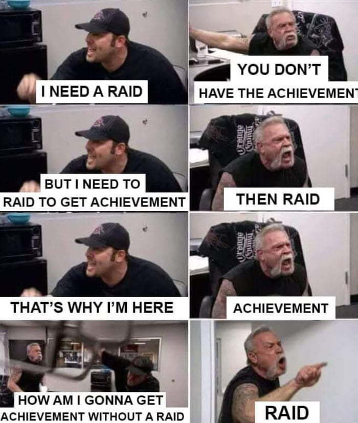 Fake achievement ftw - meme