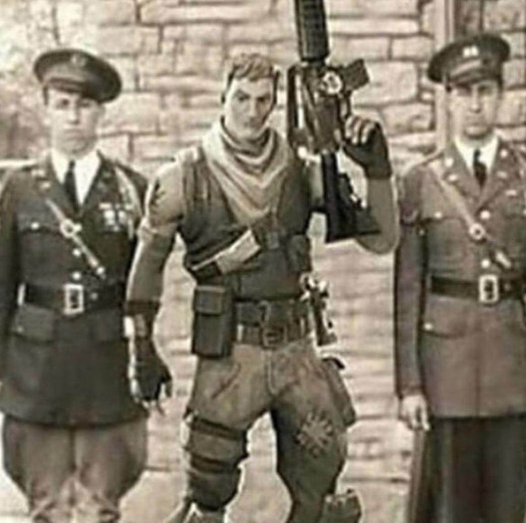 Soldados gueis joojam fortenut jkjkkkj - meme