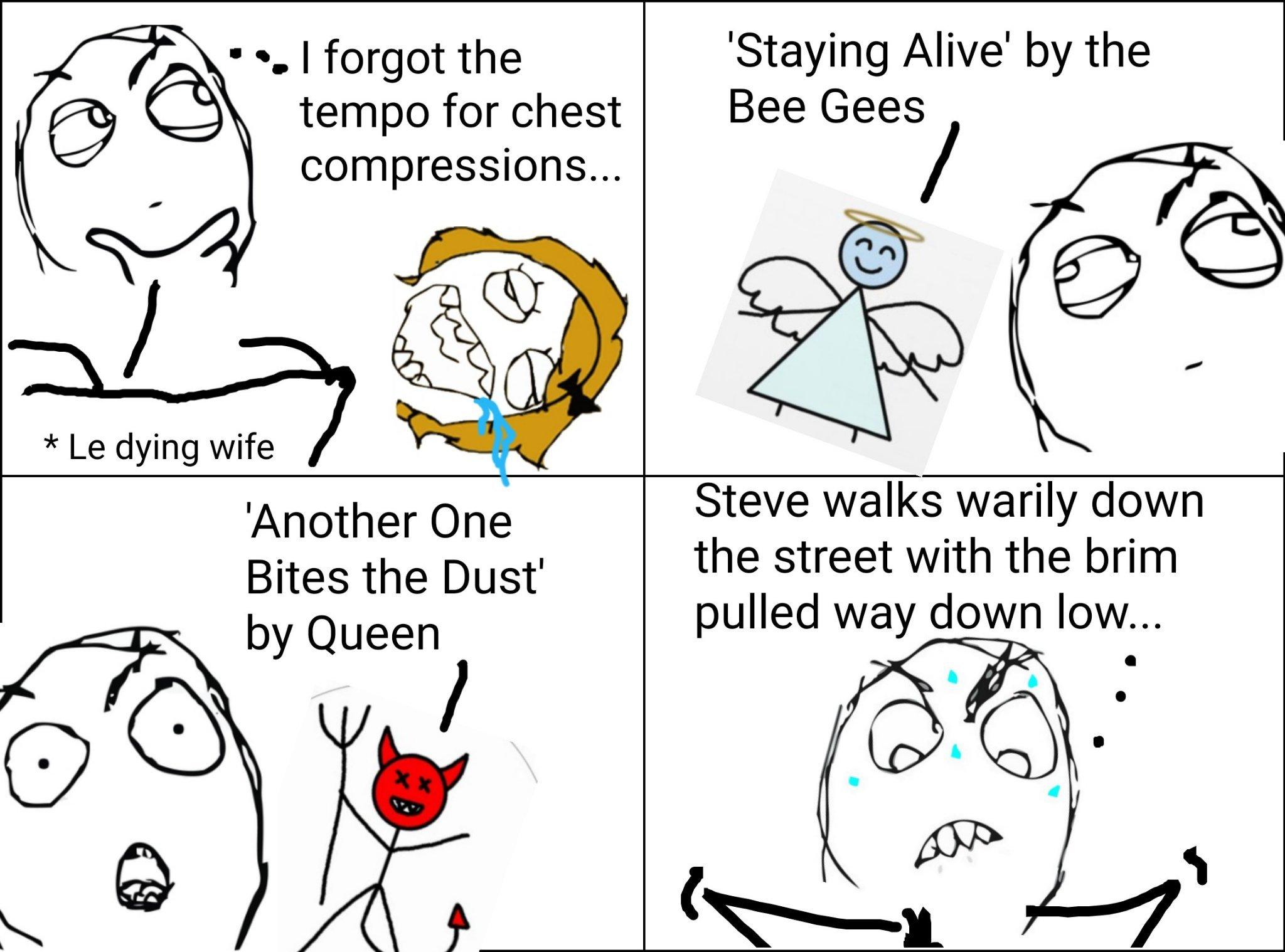 CPR - meme