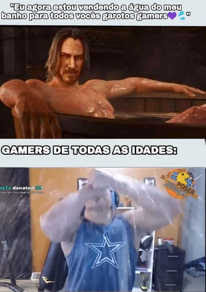 Keanu Reeves Bath Water - meme