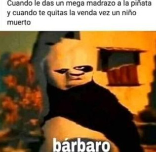 Barbaro - meme
