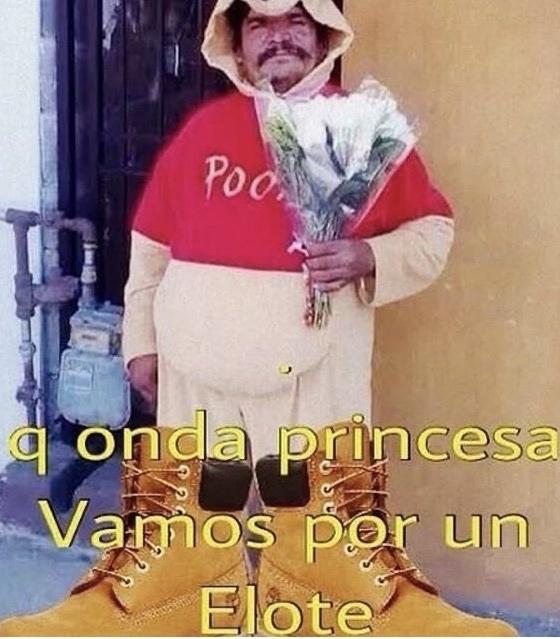 qué onda princesa  - meme
