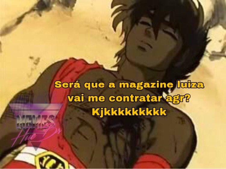 Hentai do Magazine Luiza - meme