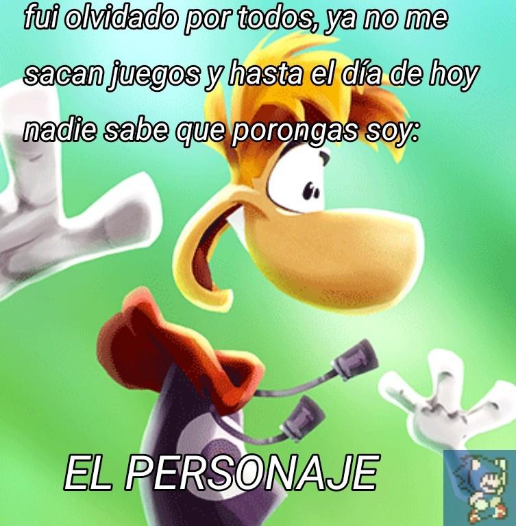 Rayman - meme