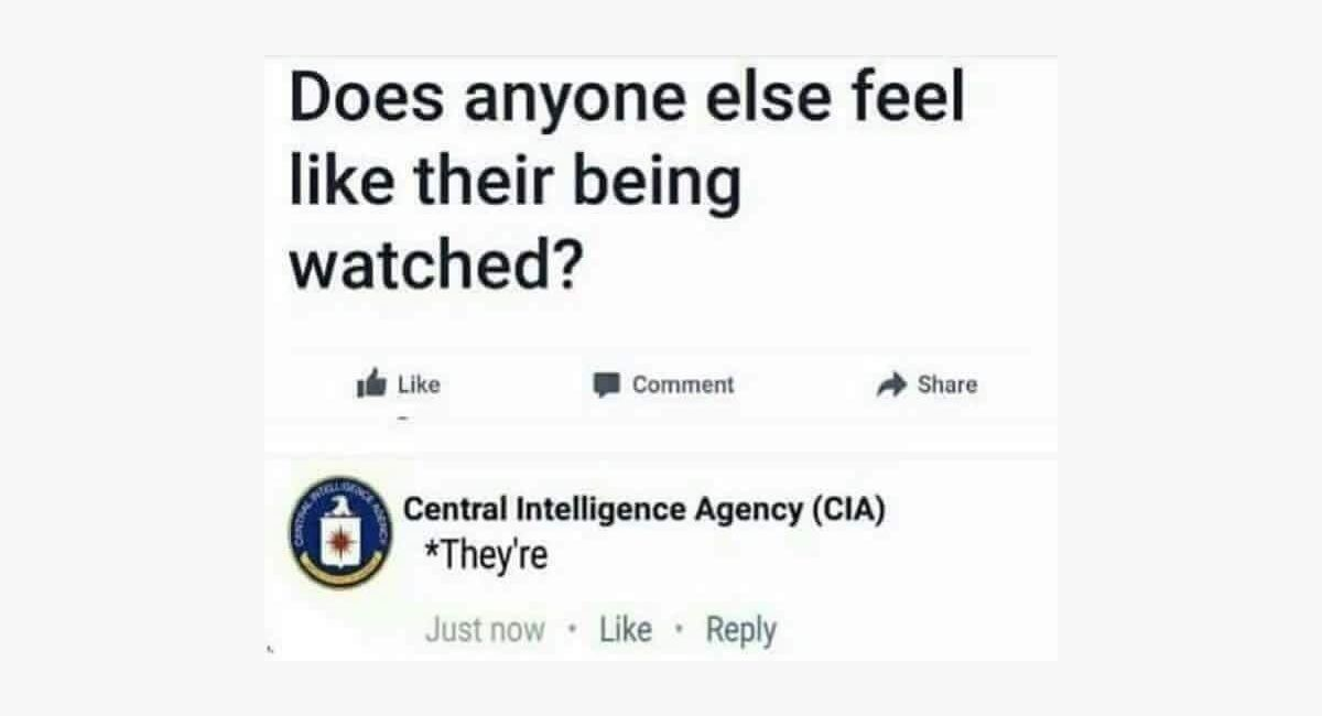 CIA - meme