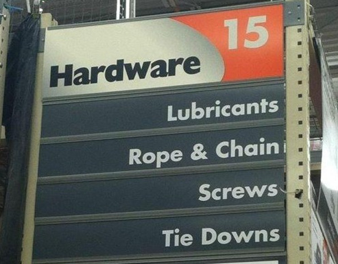 Party at Home Depot - meme