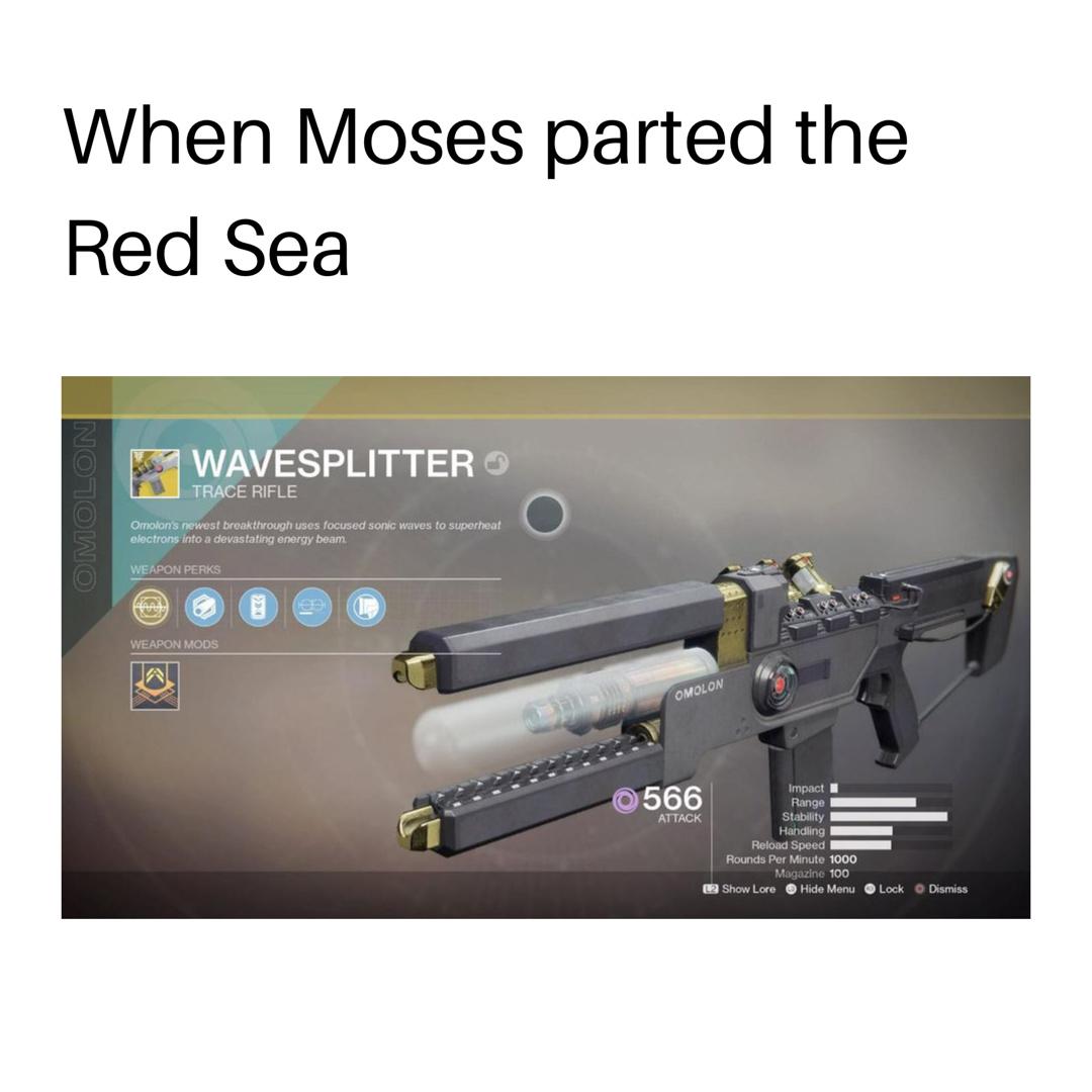 waves - meme